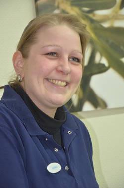 Jessica Fischer - ZFA , Rezeption, Abrechnung, Profylaxe, Qualitätsmanagement